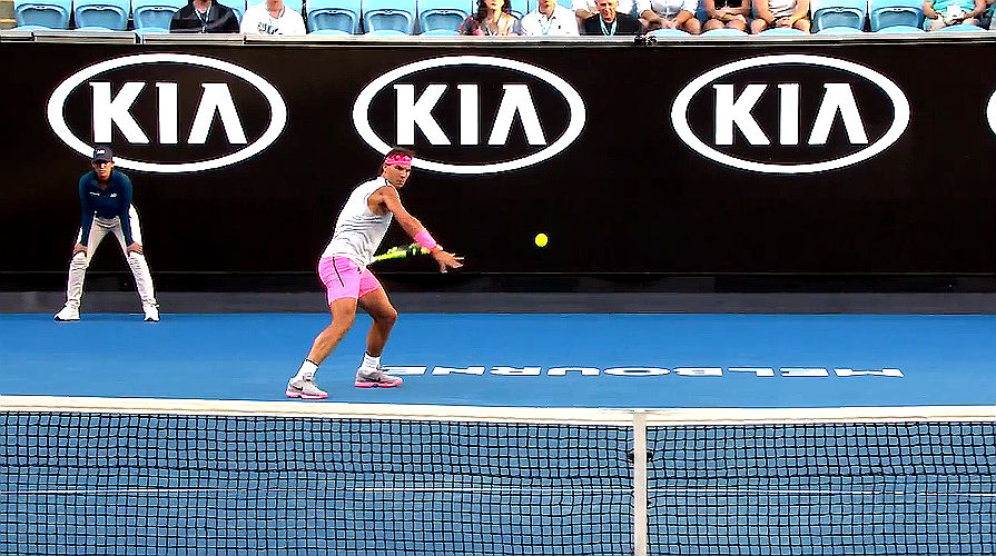 Show Courts Order of Play, Live Stream – 2020 Australian Open: Day 2 Jan 21