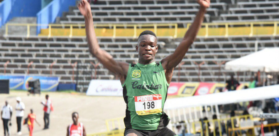 Turner, Brown Hand Calabar Positive Start To Champs 2019