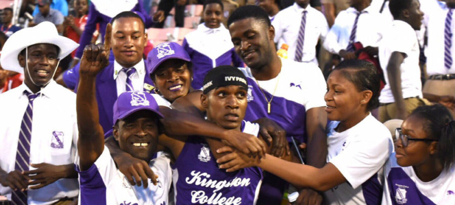 Kingston College, Rusea's Lead At Champs 2019 After Day 2