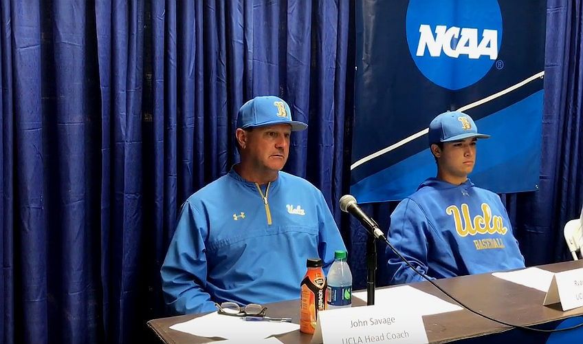 Regional Round Results: 2019 NCAA Division I baseball – Day 1
