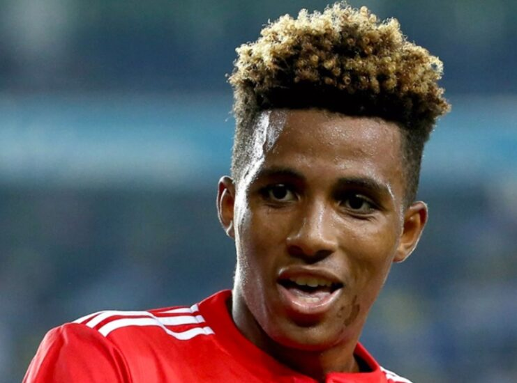 Manchester United Target Benfica's Gedson Fernandes In January: Reports