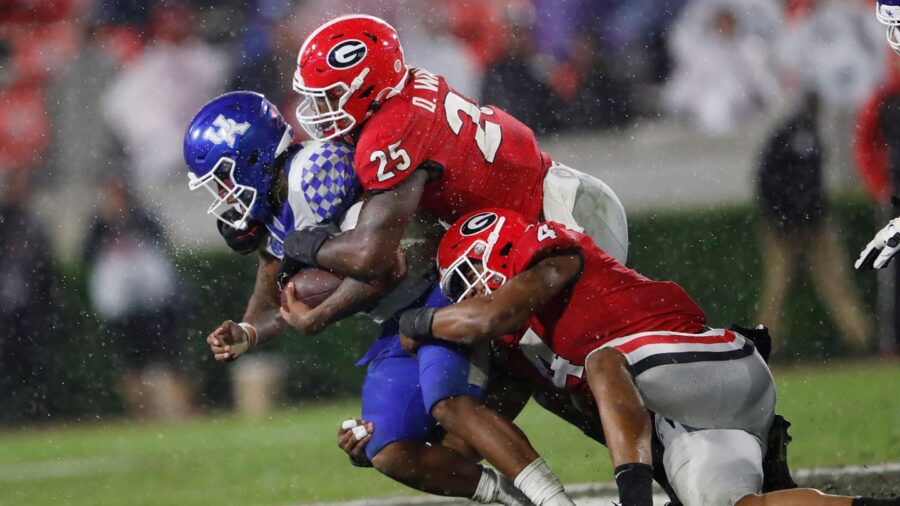 SEC Football Schedule Adjustments And TV Channels