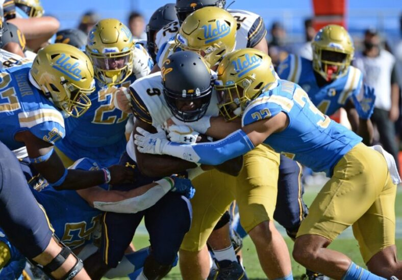Big Second Quarter Pushes UCLA To 34-10 Win Over California In Pac-12 Conference Play
