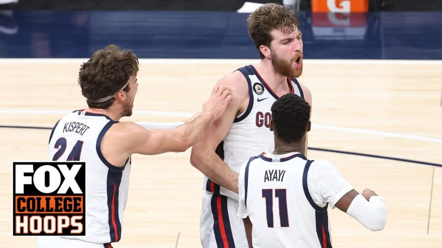 Gonzaga Stays No. 1 In Associated Press Top 25 poll