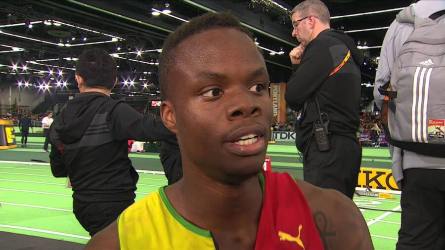 Olympic finalist Bralon Taplin Slapped With Additional 3-year Whereabouts Violation ban