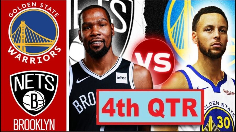 Irving, Durant Star, Brooklyn Nets Cruised To 125-99 Win Over Warriors – Highlights