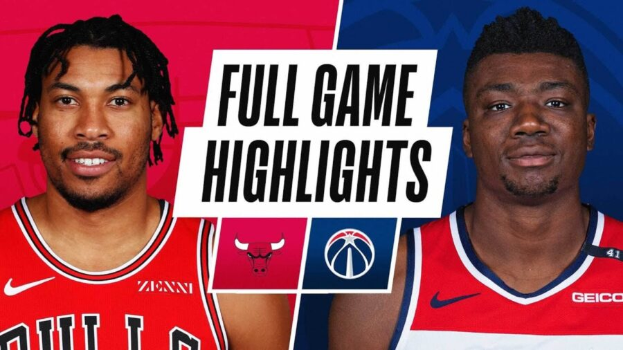 Chicago Bulls Hand Washington Wizards 5th Defeat In A Row