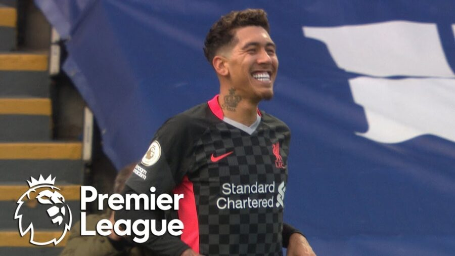 Highlights – Braces For Salah, Firmino As Liverpool Thrashed Crystal Place 7-0