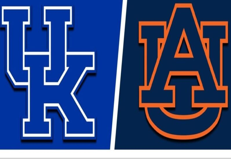 Kentucky vs. Auburn: Who Is The Favorite? How Can I Watch Live