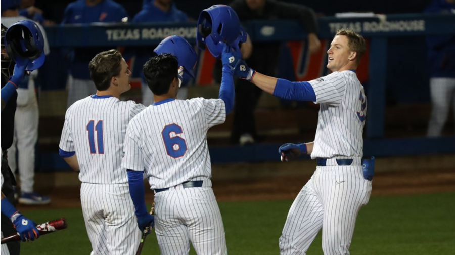 Florida Is No. 1 In D1Baseball Top 25 Rankings