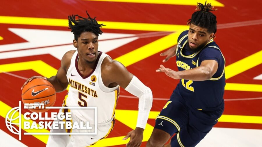 Who Won The No. 7 Michigan vs. No. 23 Minnesota Game Today? Wolverines Lost 75-57 Watch Highlights