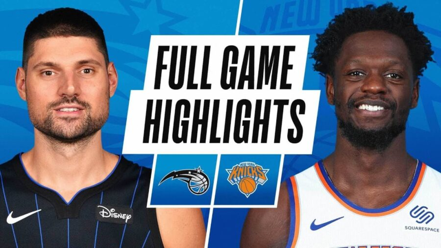 Watch Highlights: Magic Drops 6th Straight After Knicks 91-84 Defeat