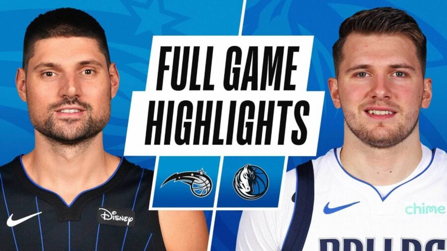 Luka Doncic Triple-Double Leads Mavericks Over Magic: Highlights & Report
