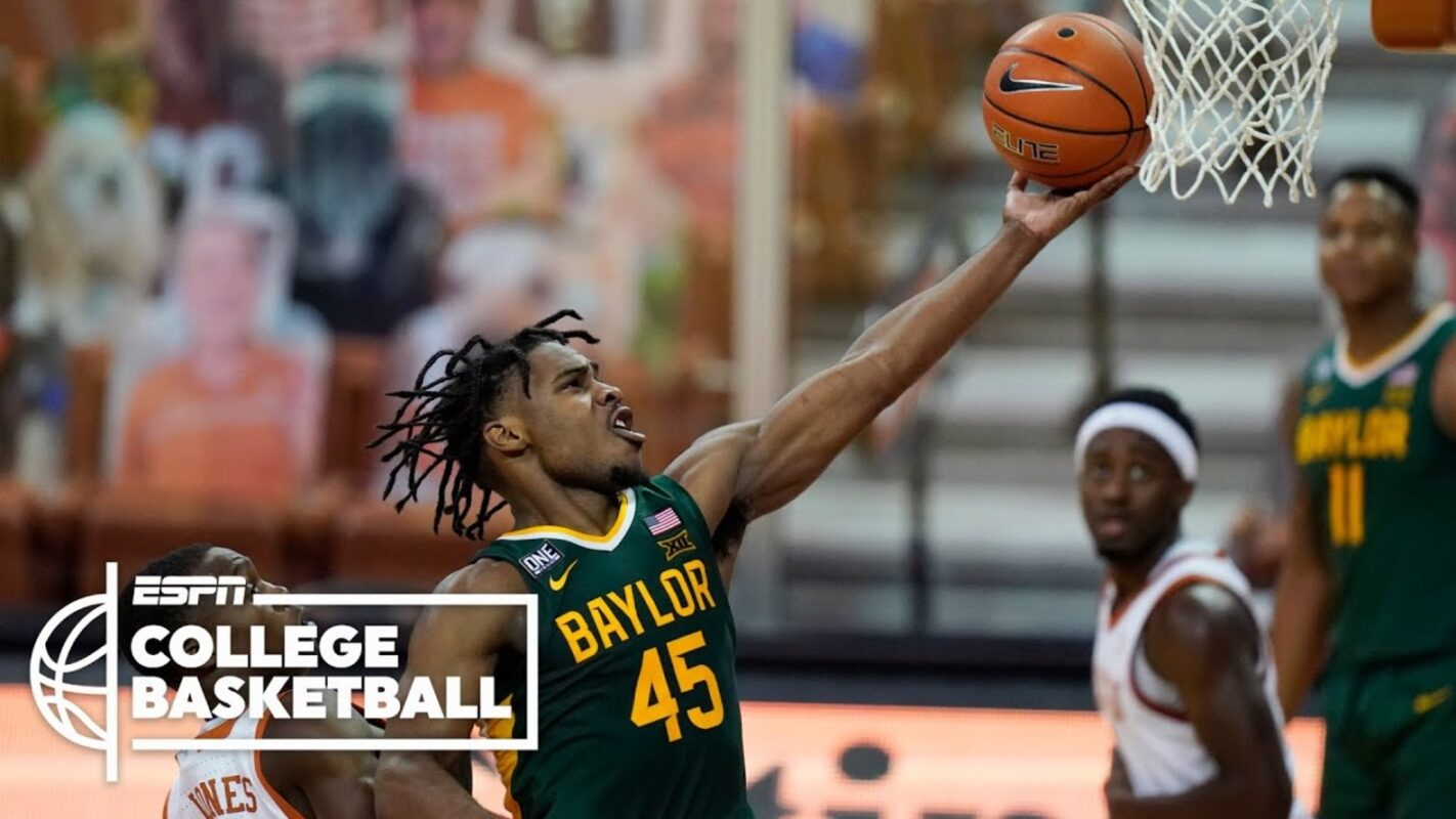 Baylor Bears College Basketball Highlights and Scores