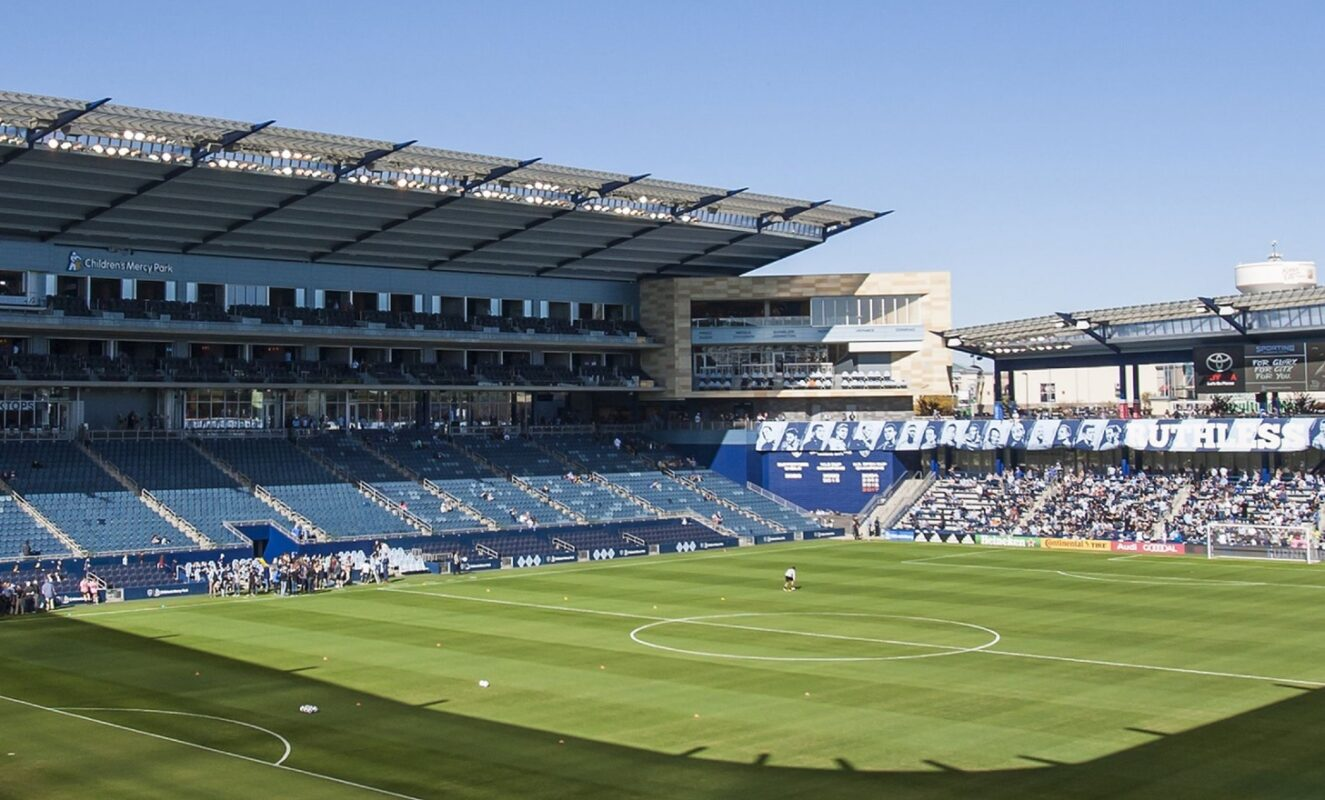Children's Mercy Park in Kansas City to host Gold Cup game