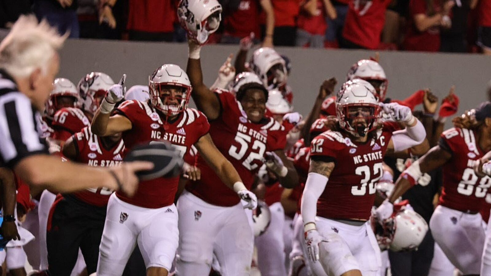 Unranked NC State stuns No. 9 Clemson in 2OT