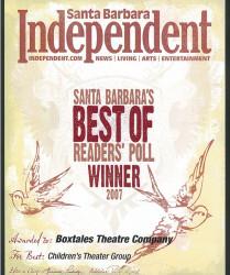 Best Children's Theater Group 2007