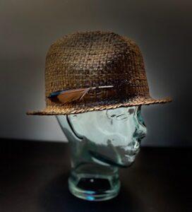 Cedar Hat- Fedora Style