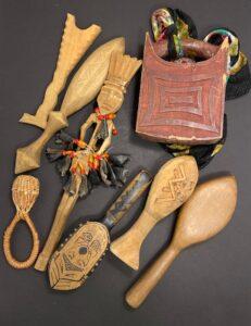 Handmade Rattles