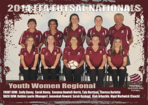 Nationals_Youth Women Regional 2014