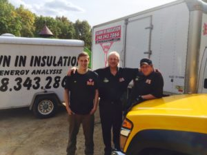 Stead Family - Blown Insulation - Ecology Products LLC