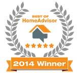 Home Advisor award 2014