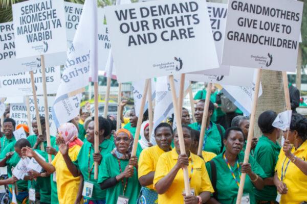 Tanzania Grandmothers Gathering March, 2018