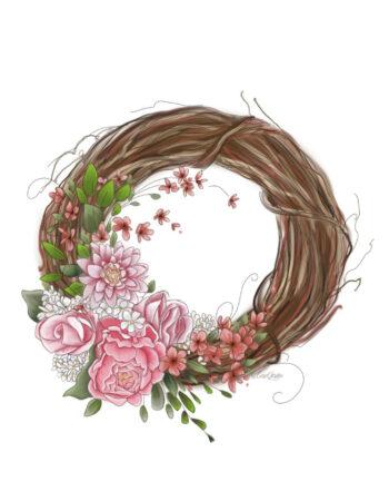 Springs Wreath