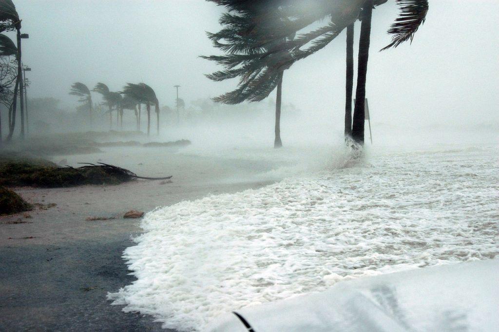 category 5 Hurricane Michael