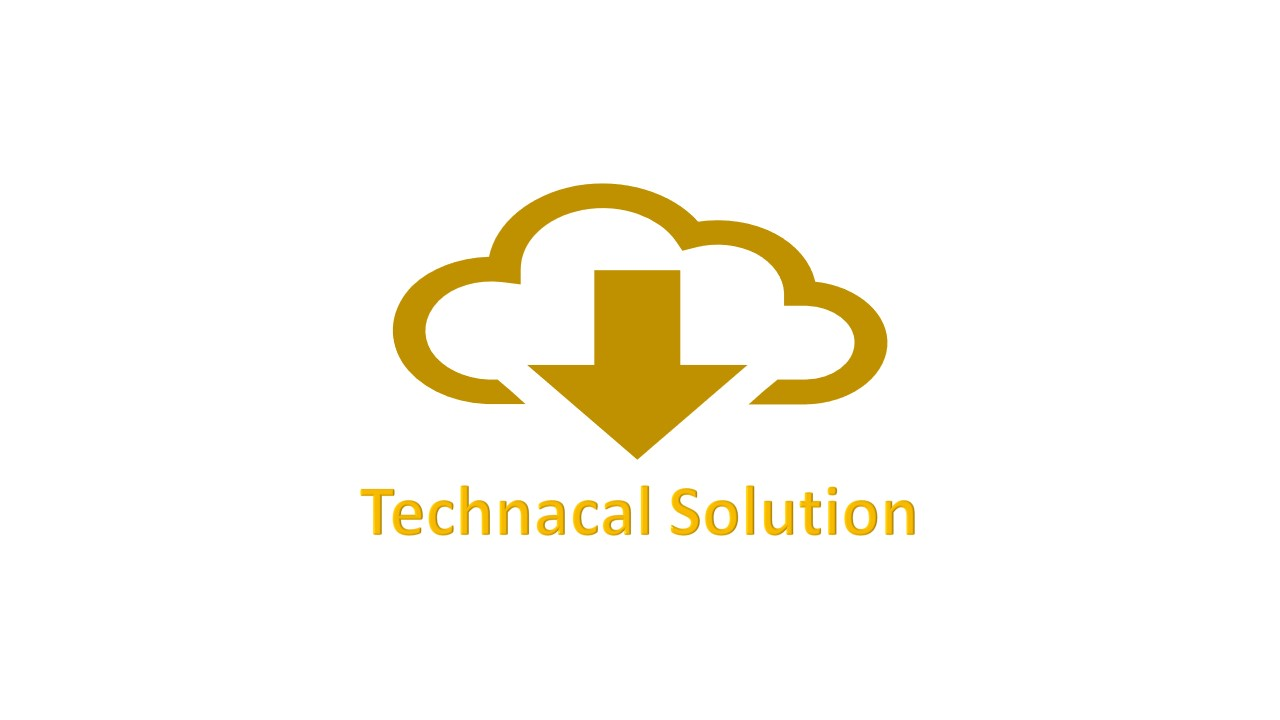 Technacal Solutions