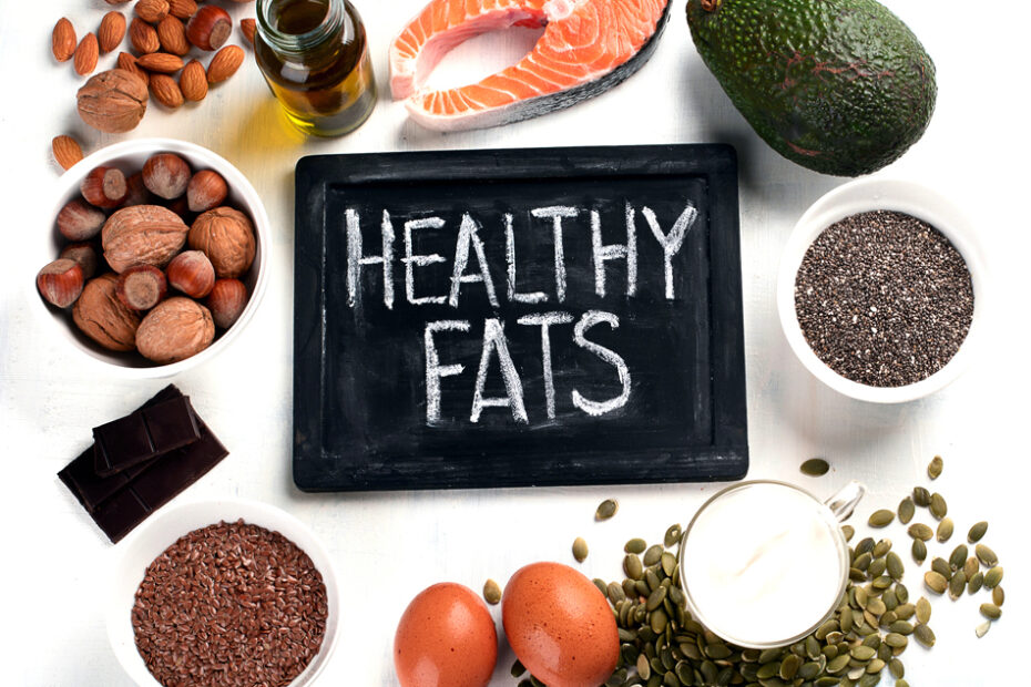 Healthy fat source