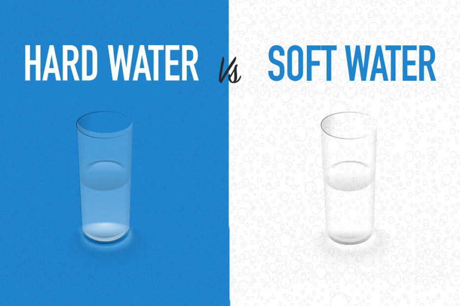 Soft water and Hard water