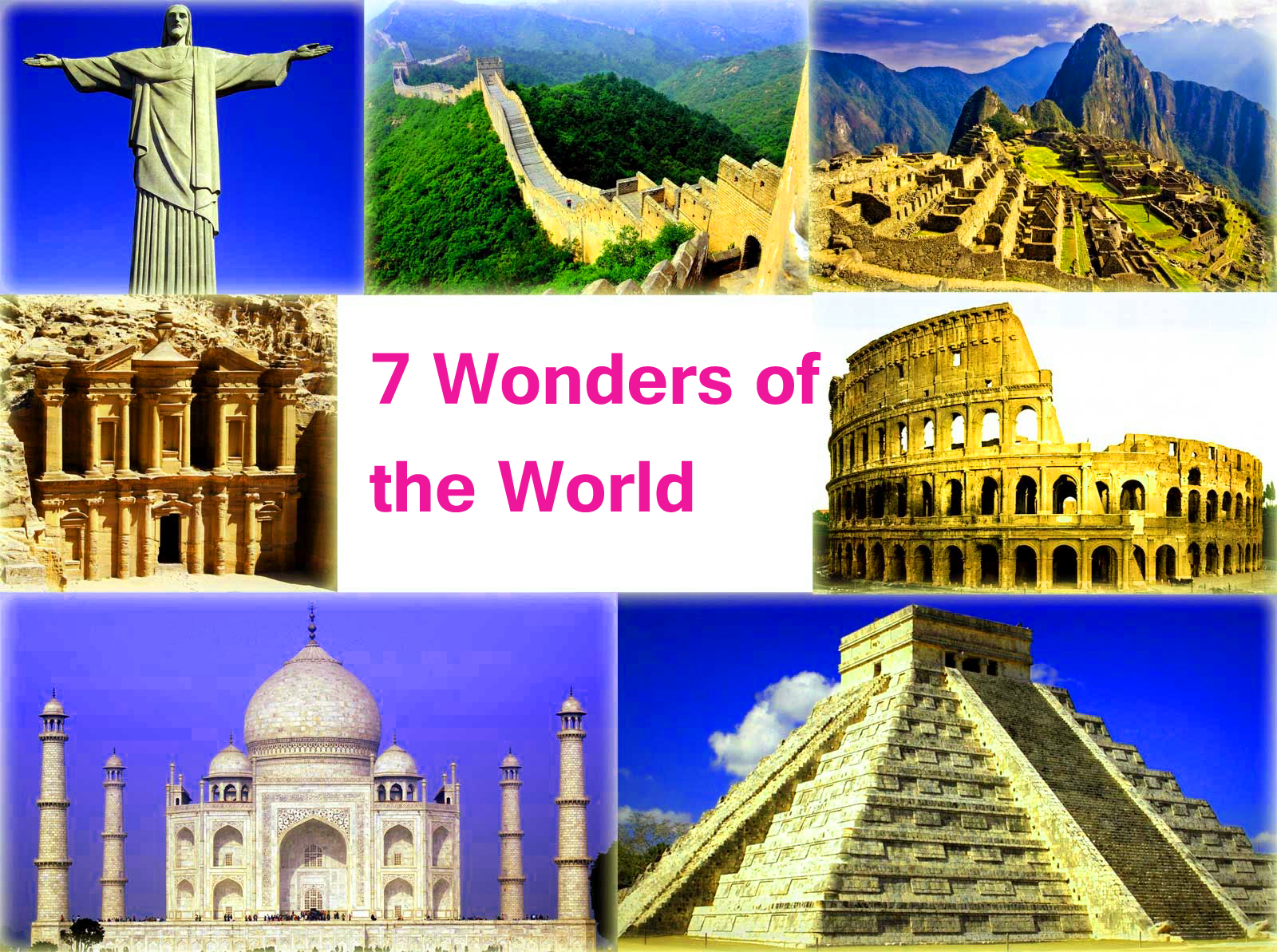 Seven-Wonders-of the World