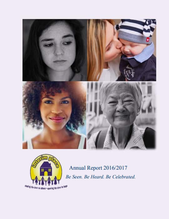 Annual Report 2016-2017 cover