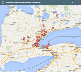 Projects Across Ontario