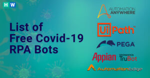 Robotic Process Automation Tools Providing Free Covid-19 Bots for Businesses