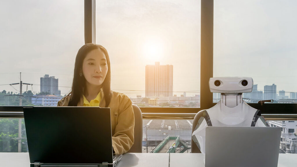 The growing role of RPA and AI in the workplace