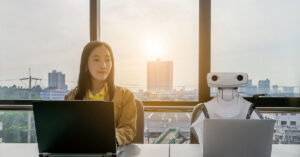 The Growing Role of RPA and AI in Hybrid Workplace