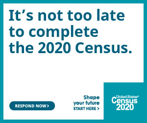 2020 Census action image.