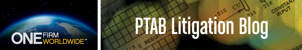 Jones Day's PTAB Litigation Blog, Home page