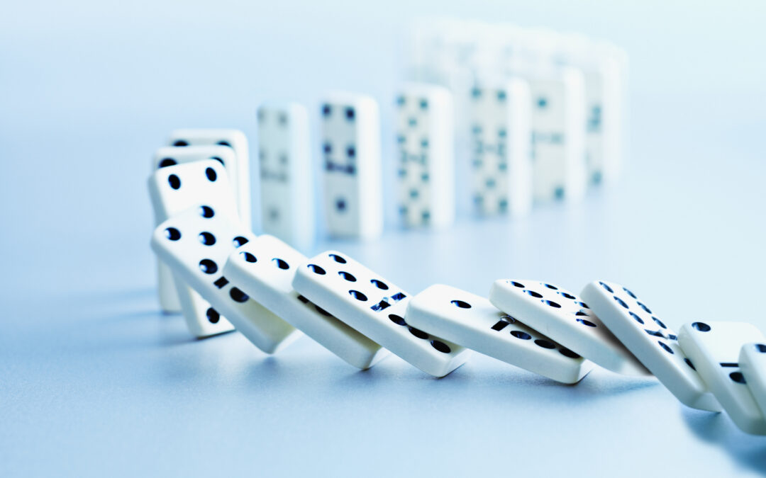 Like Dominoes: CBM Determination Held Not Appealable