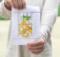 Pineapple Smoothie Block | Free Quilt Block Pattern