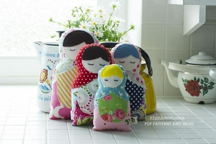 Matroyshika Dolls