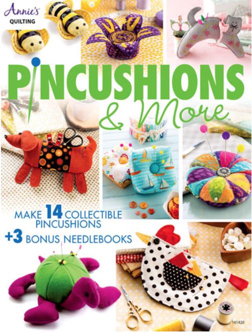 Pincushion Patterns Book
