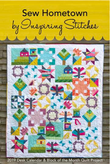 Quilt Calendar   Sew Hometown