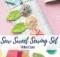 Sew Sweet Sewing Set Video Class