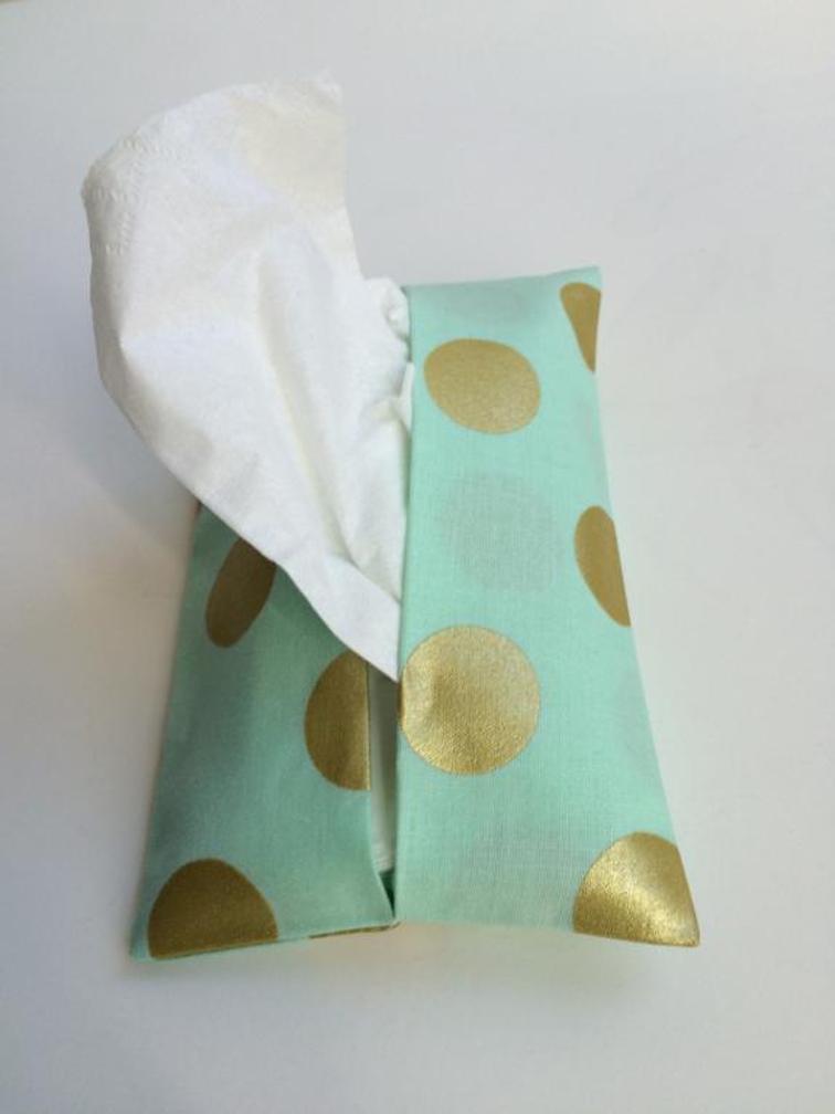 Tissue Pouch Tutorial