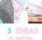 DIY Mesh Bags 3 Ways