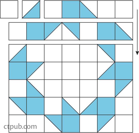 Arrow-Dynamic Quilt