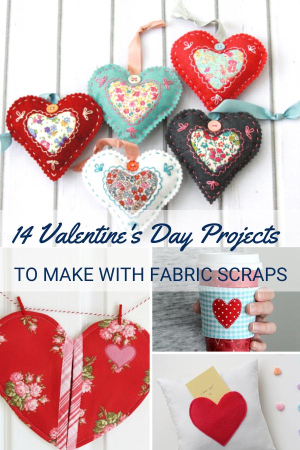 Valentine's Day Sewing Ideas